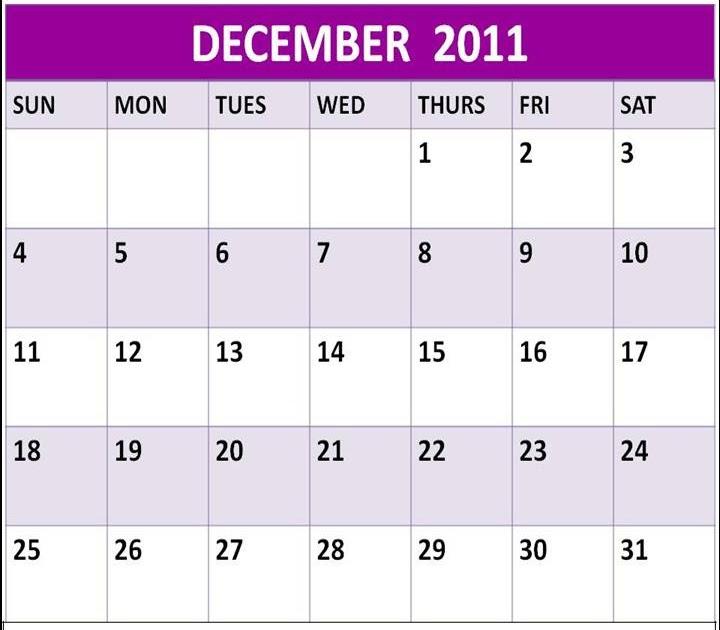 Njyloolus: December Calendars