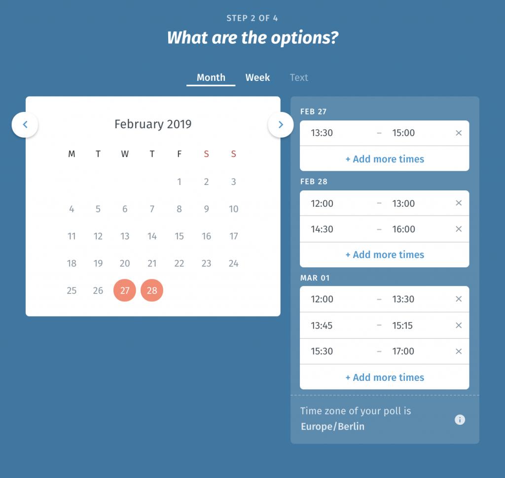 Online Meeting Scheduler - Schedule Meetings In Minutes