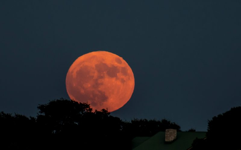 See It! Super Hunter'S Moon 2016 | Today'S Image | Earthsky