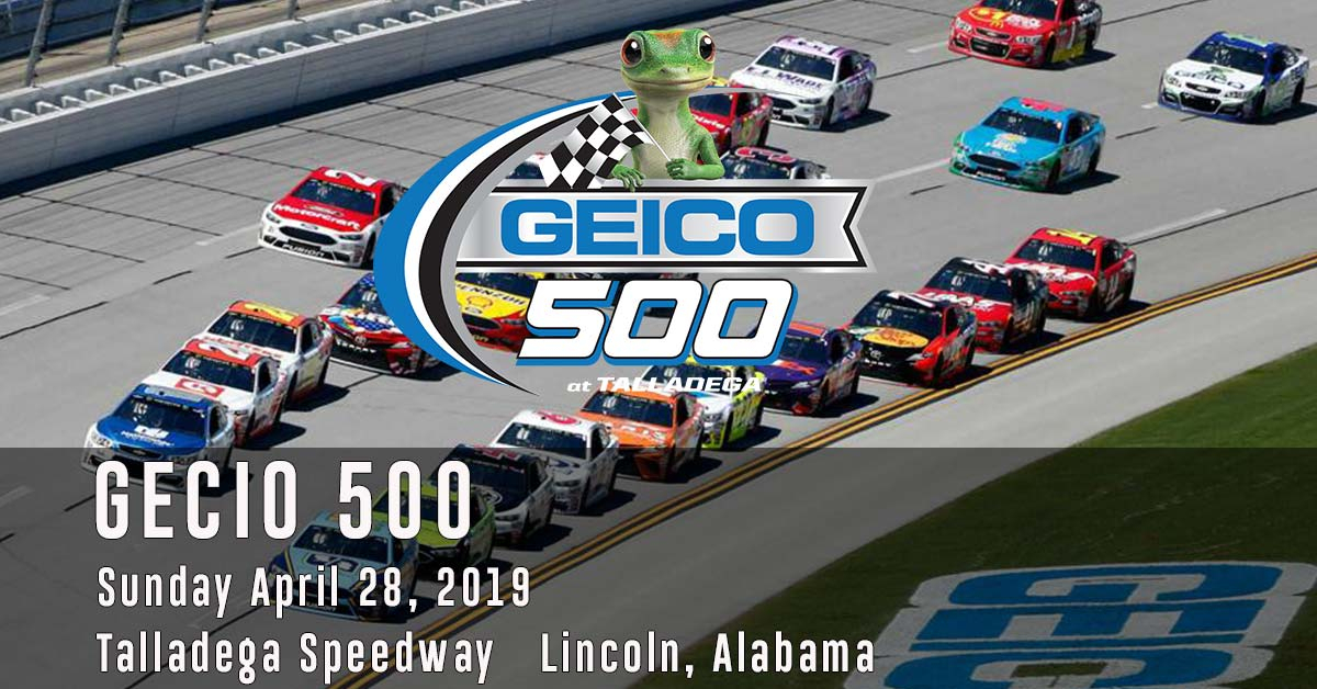 2019 Geico 500 Prediction - Nascar Odds & Pick For 4-28-19