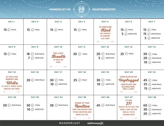 28 Day Calender | Printable Calendar Template 2021