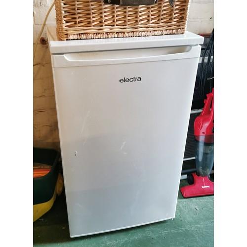 49 Cm Wide White Electra 3-Drawer Under Counter Freezer