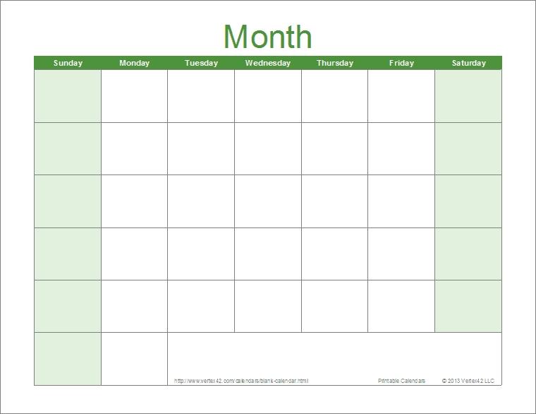 Calendar Fill Out And Print Image | Calendar Template 2020