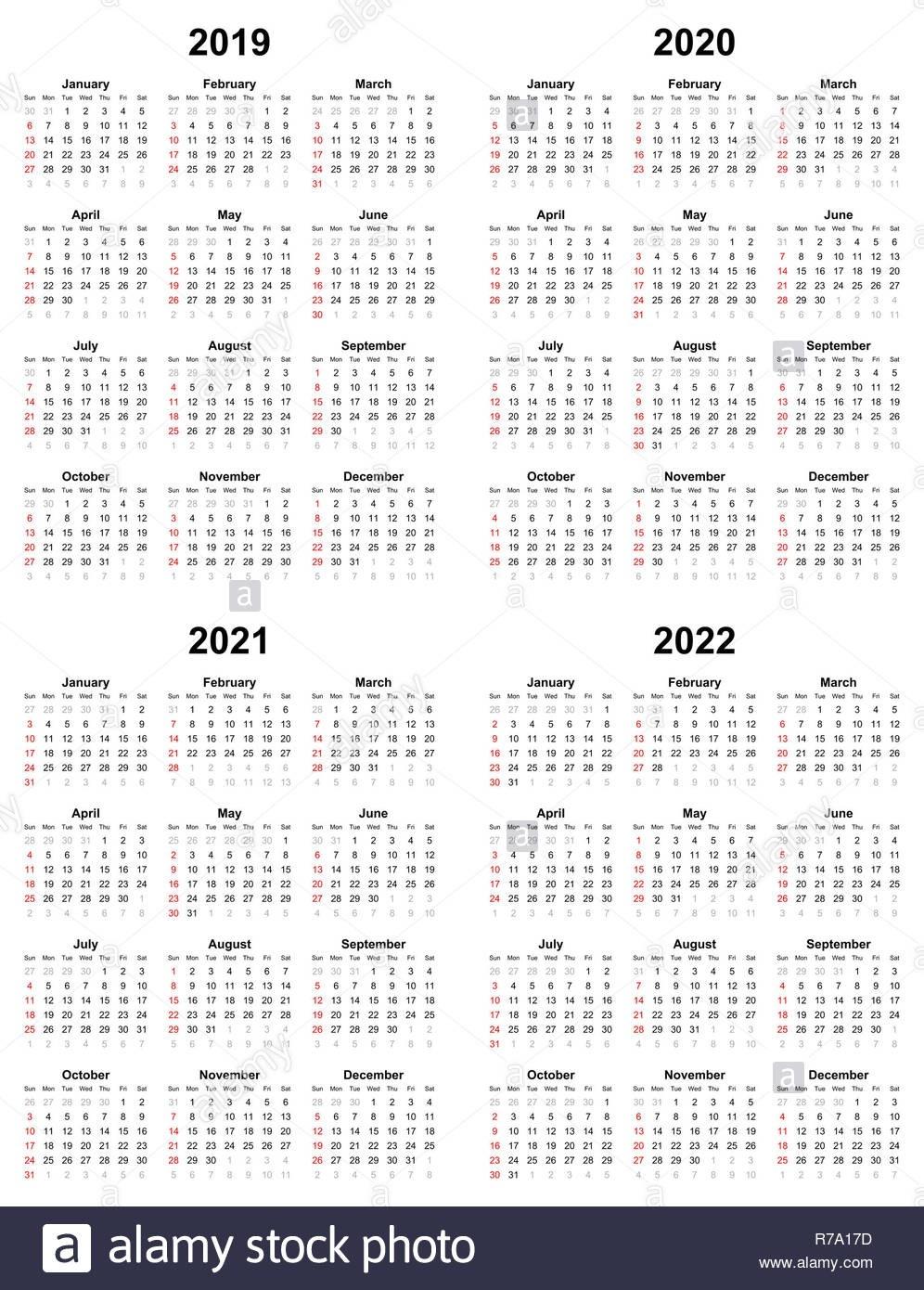 Dia Juliano 2021 - Template Calendar Design
