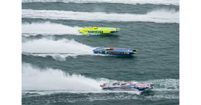 Eleven-Time World Champion Miss Geico Offshore Racing Team