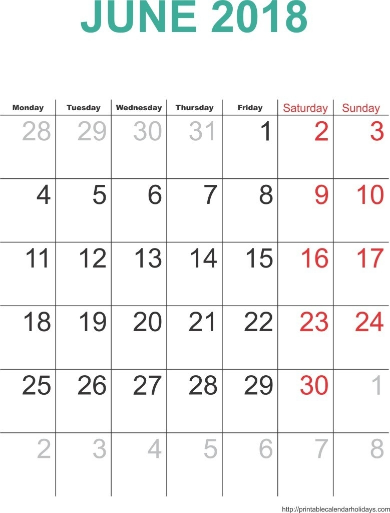 Free Printable Calendar 85 X 11 | Ten Free Printable