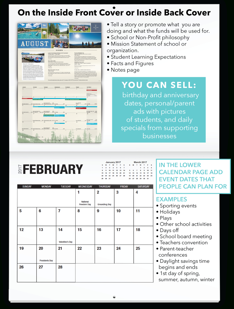 How To Get The Most Out Of Fundraising Calendars