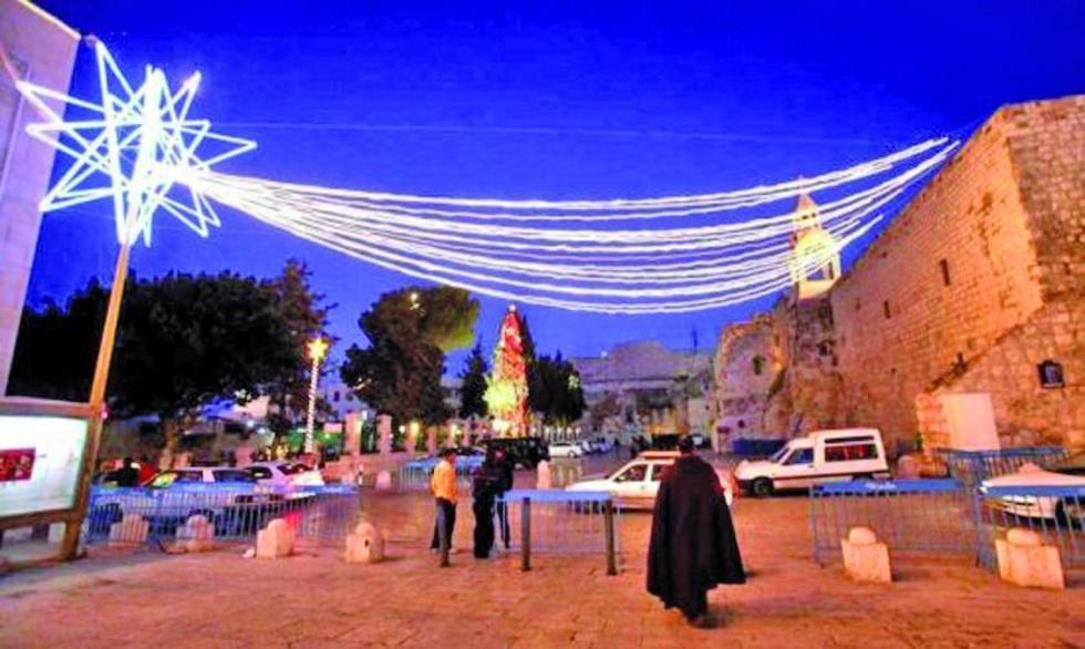 Miles De Turistas Visitarán La Tierra Santa En La Navidad