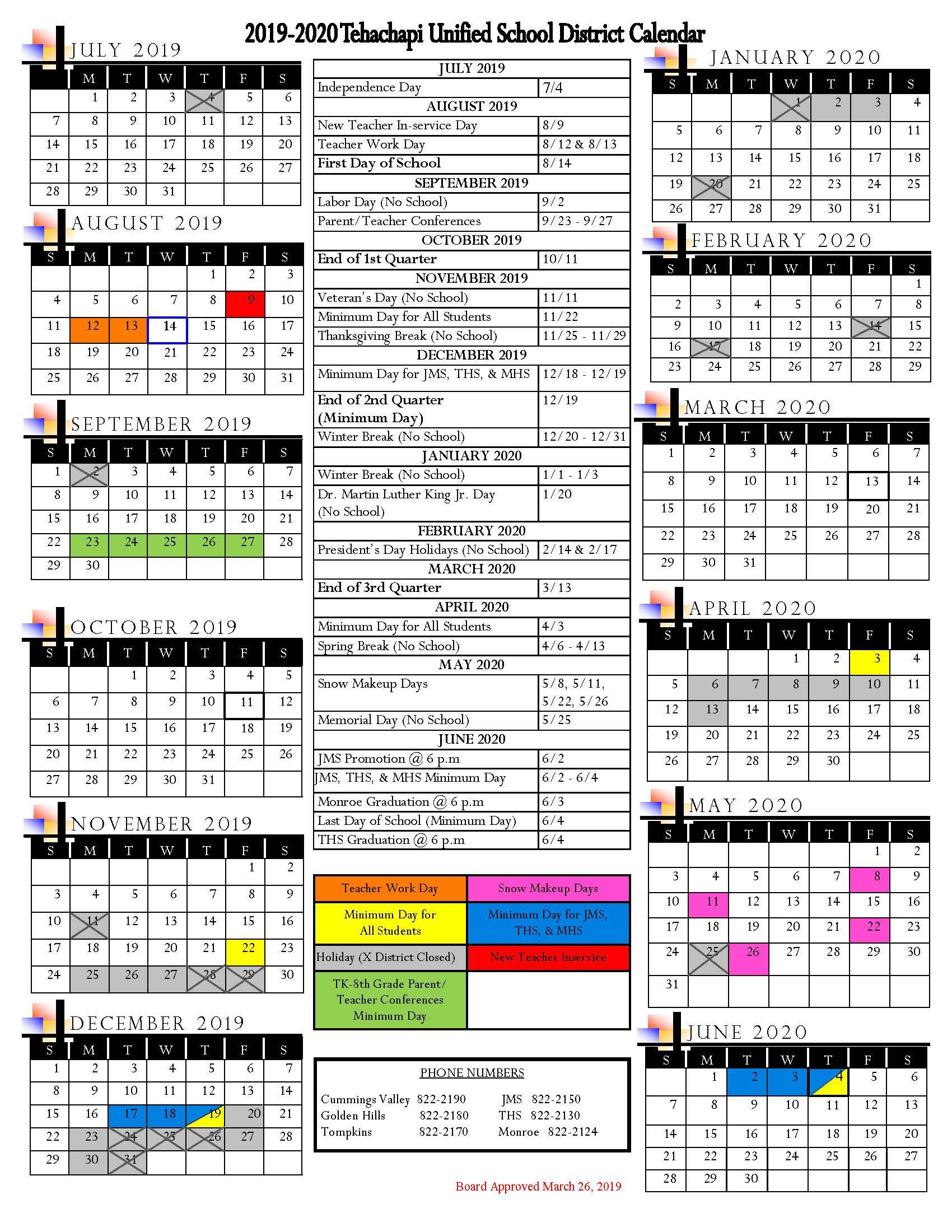 Pick California State Employee Pay Day Calendar 2020