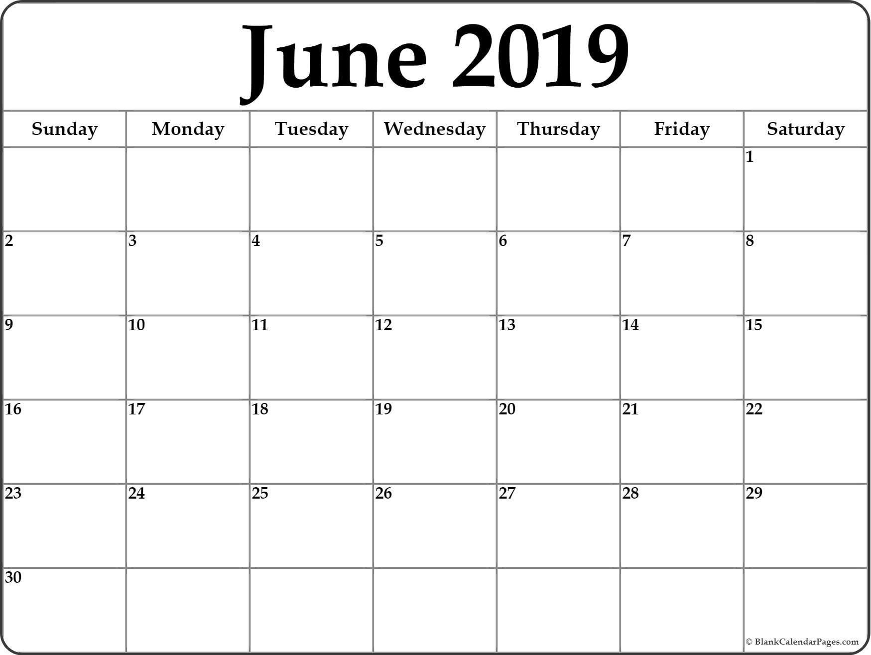 Printable Fill In Calendar By Month | Calendar Printables