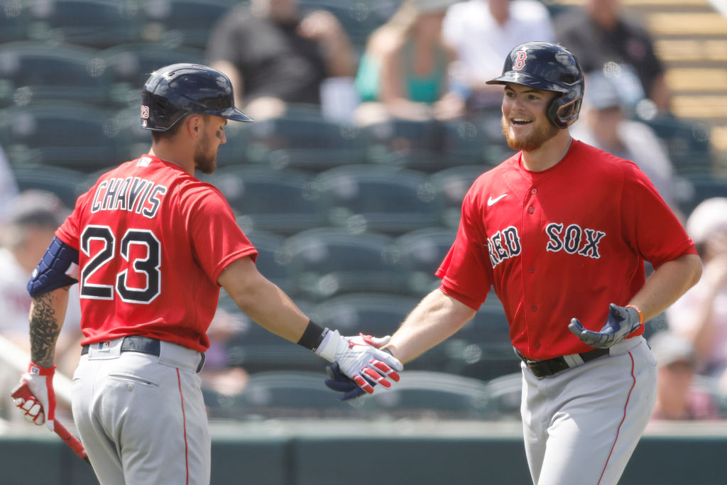 Red Sox Notebook: Battle For Bench Spot Coming Down To
