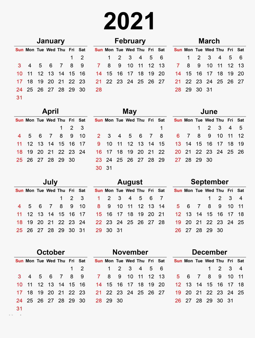 2021 Calendar South Africa   Printable Calendars 2021