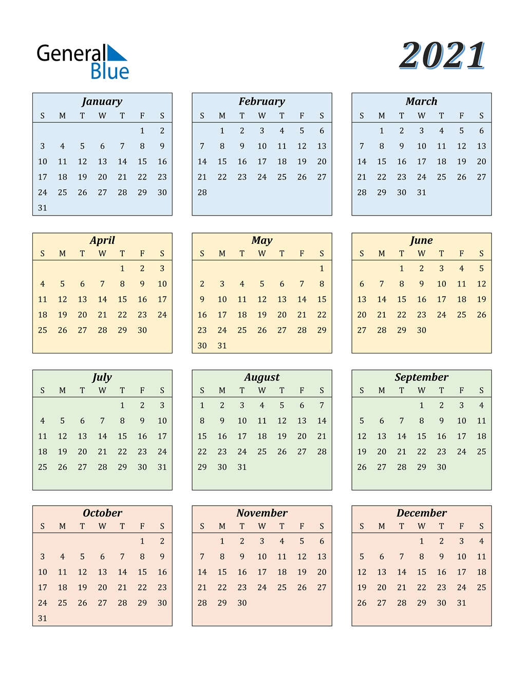 Calendar Template 2020|Calendar Example Printable