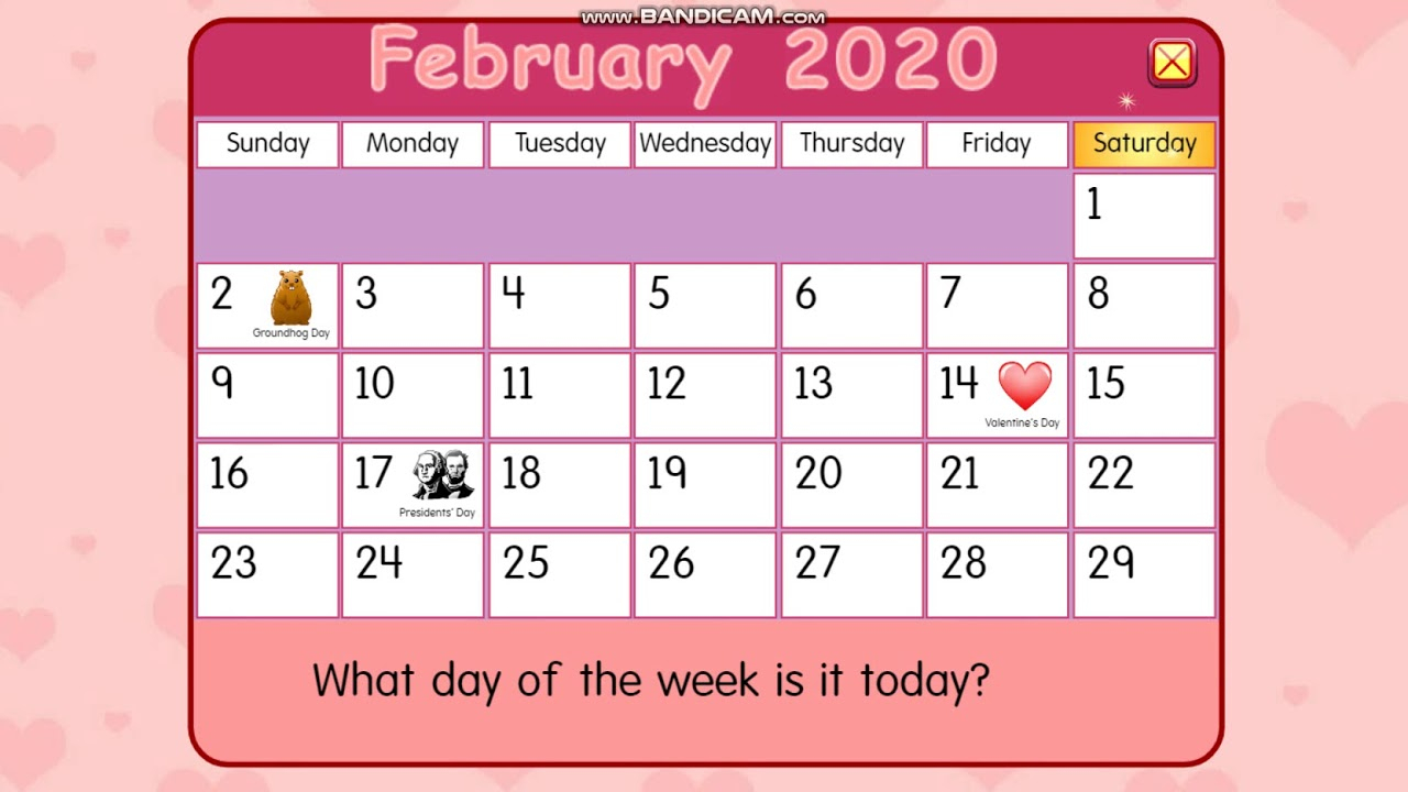 February 2020 Is Here - Youtube