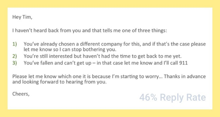 How To Write A Business Email To Make A Deal [Examples