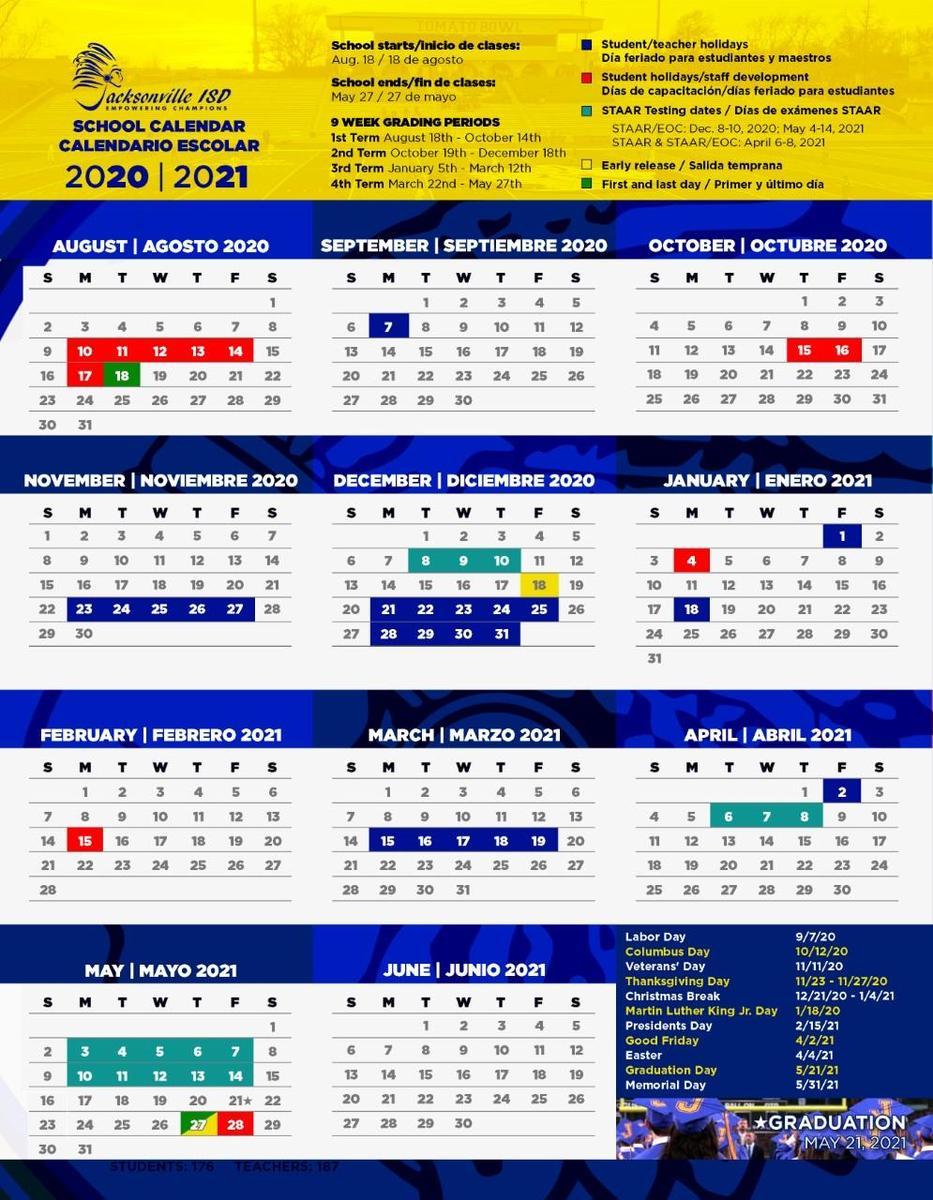 Jisd School Year 2020-2021 - Back To School Plan 2020-21