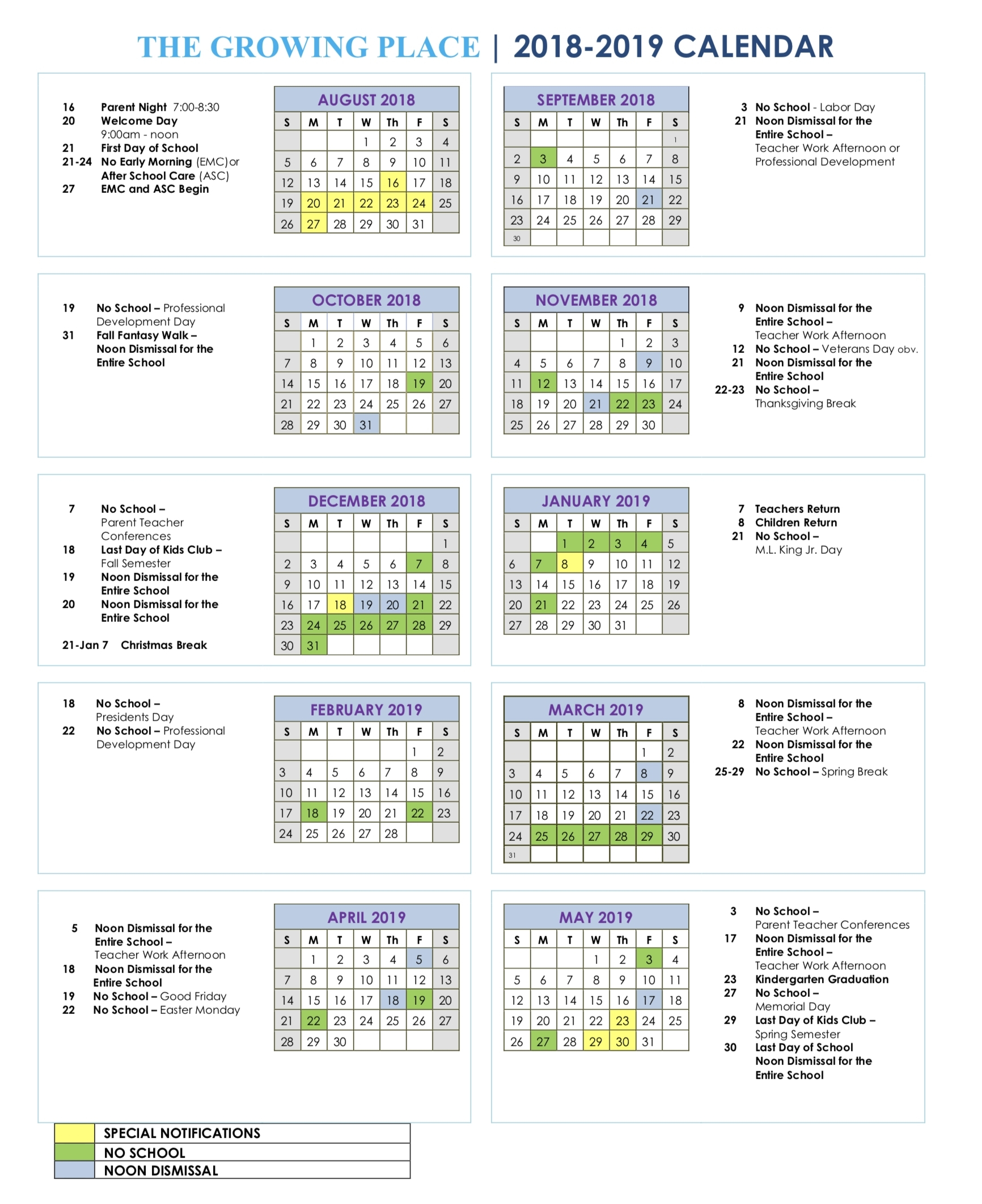 May 2021 - Page 4 - Template Calendar Design