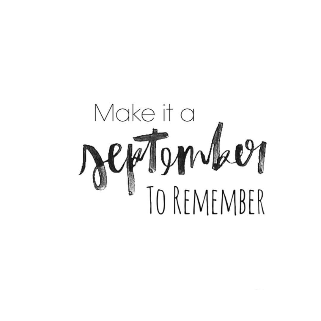September Girl Quotes Images | Avnitasoni