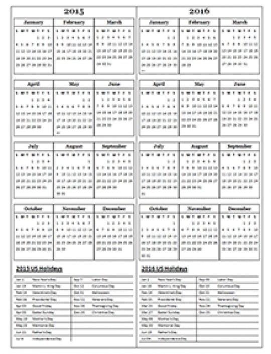 Calendar Template 2017|Calendar example 2017